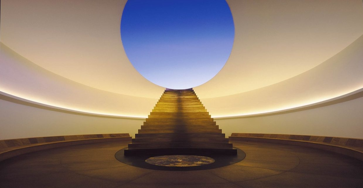 James Turrell, Roden Crater, 1977-2013, Arizona