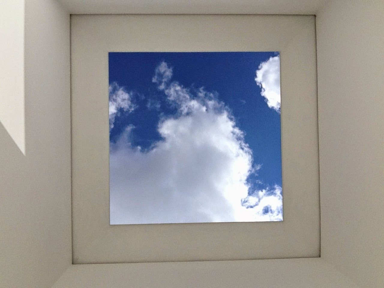 James Turrell, Sky Space I, Varese, 1976